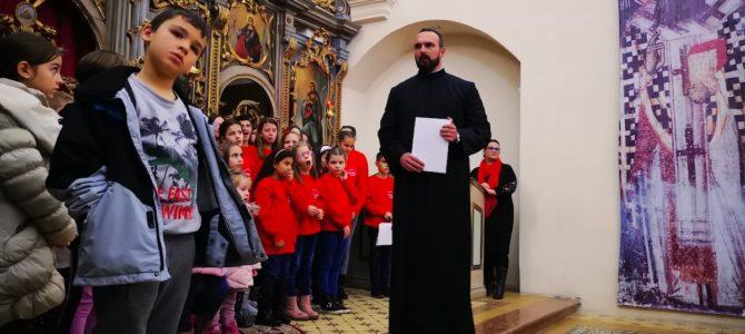 Tрећа смотра дечијих хорова у Угриновцима