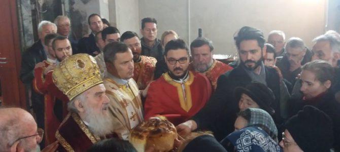 Патријарх Иринеј: Помолимо се Светом Николају да сачува Косово и Метохију