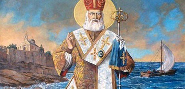 Житије Светог оца Николаја, архиепископа мирликијског
