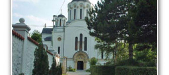 Патријарх Иринеј на Ваведење у манастиру на Сењаку
