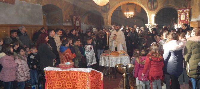 Свети Сава прослављен у Сусеку