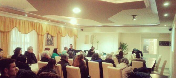 Предавања при храму Светог Димитрија у Сремској Митровици