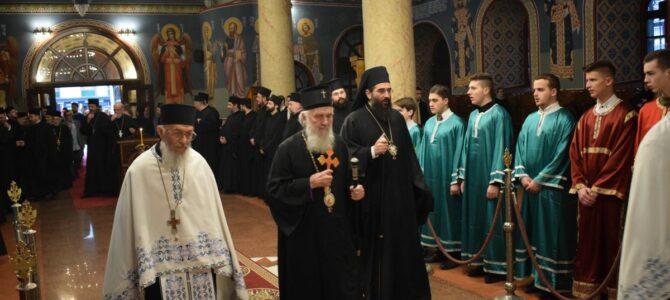 Патријарх српски Иринеј у посети Нишу