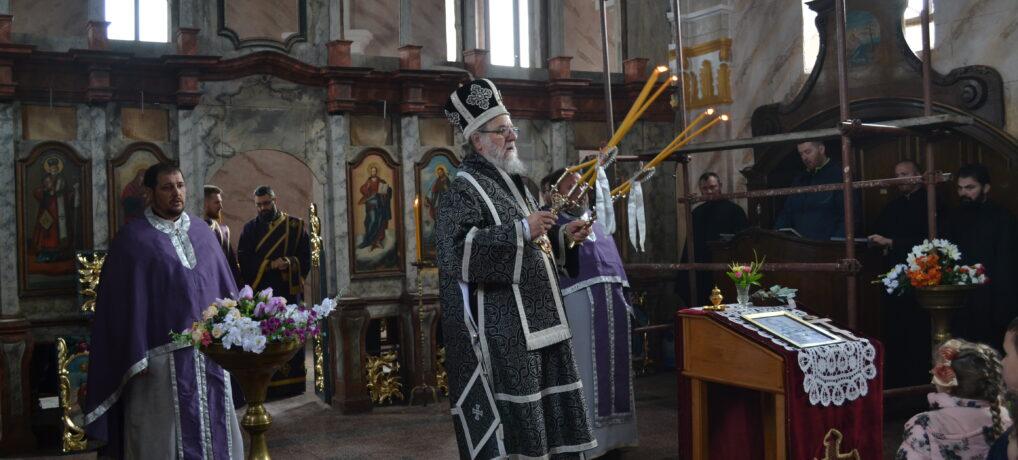 НАЈАВА: Његово Преосвештенство Епископ сремски Василије у недељу богослужи у Сурчину