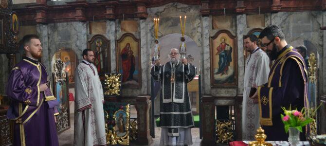 НАЈАВА: Његово Преосвештенство Епископ сремски г. Василије у недељу богослужи у манастиру Крушедол