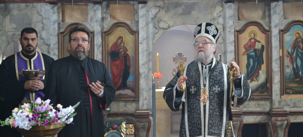 Исповест и Причешће свештенослужитеља и вероучитеља Архијерејског намесништва румског