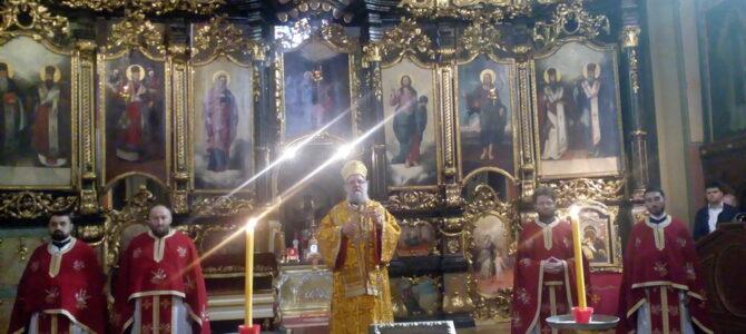 Недеља праштања у Саборном храму у Сремским Карловцима