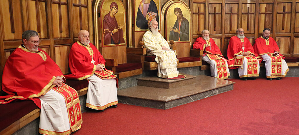 Теодорова субота у цркви Светог Марка