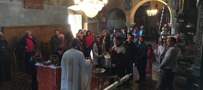 Васкршњи празници свечано прослављени у Сусеку