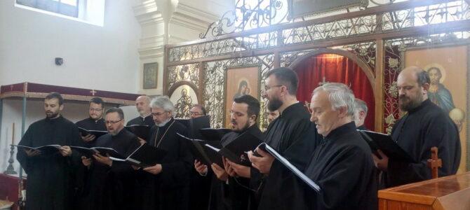 Концерт хора намесништва земунског