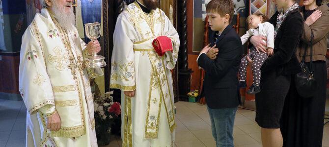 Васкрсни уторак у цркви Сабора српских светитеља