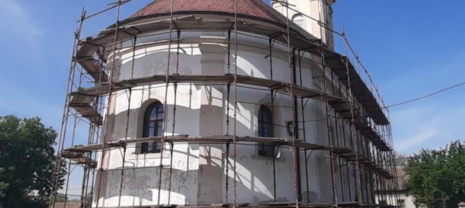Помоћ за обнову цркве Свете Петке у Шидским Бановцима