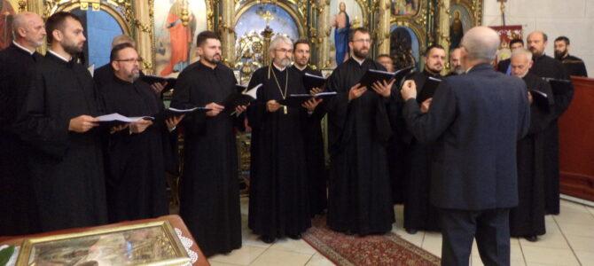 Хор земунског намесништва наступио на Фестивалу Корнелије Станковић