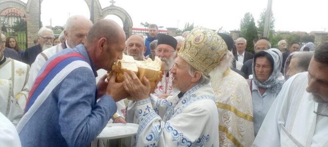 Слава цркве Ћирила и Методија у Бусијама