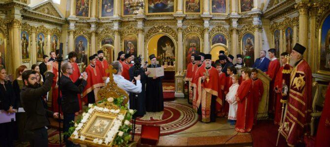 Патријарх српски Иринеј свечано дочекан у Будимпешти