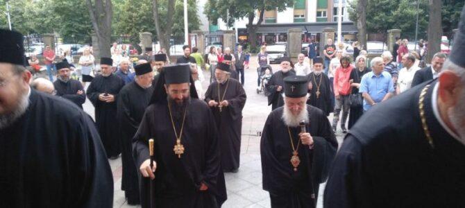"""Патријарх Иринеј у посети Нишу поводом """"Музичког едикта"""""""