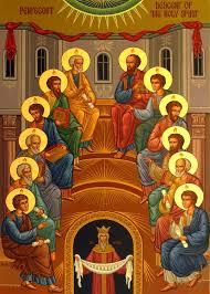 Најава: Богослужења на празник Силаска Светог Духа на апостоле