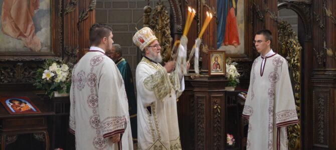 """Подсећање:  """"У захвалност Светом Сави"""" – Епископ сремски г. Василије беседи на свечаној академији у Руми"""