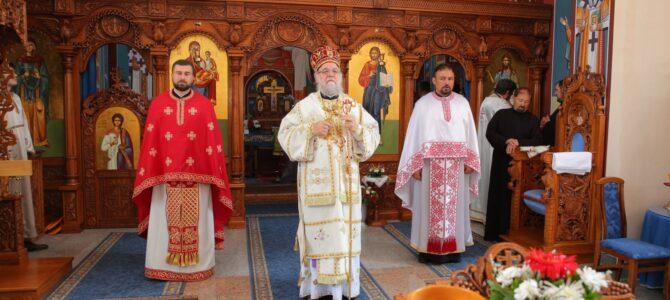 Подсећање: Епископ сремски г. Василије на Илиндан у Сремским Карловцима