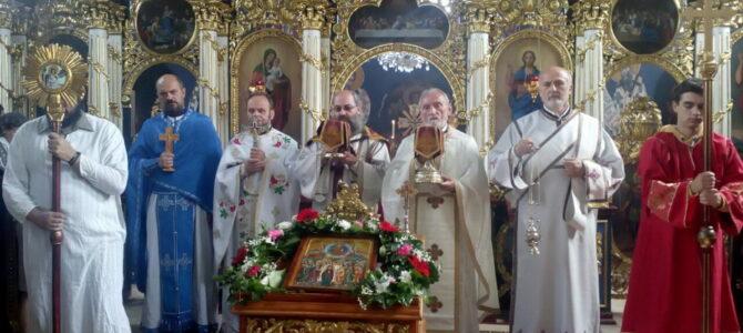 Слава цркве Вазнесења Господњег у Јакову