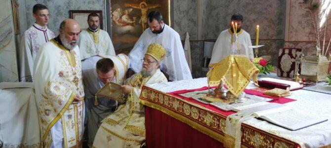 Света архијерејска Литургија и рукоположење у Иригу