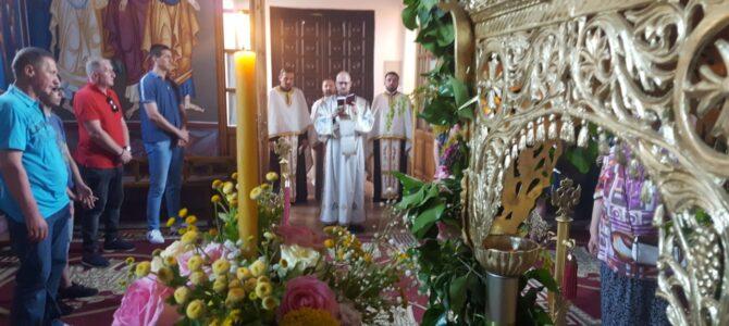 Обележена слава храма у Новој Пазови