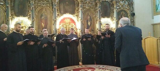 Концерт хорског појања у Старим Бановцима
