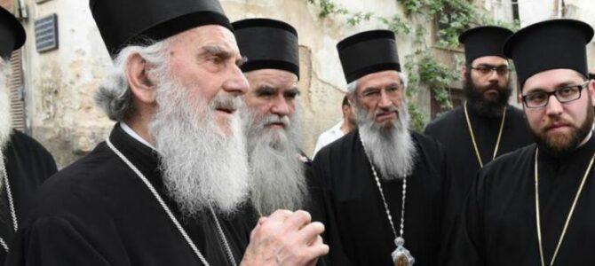 Епископ Јован за емитере СПЦ о посети Сирији