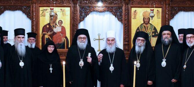 Заједничко саопштење за медије Српске Православне Цркве и Антиохијске Православне Цркве и свега Истока