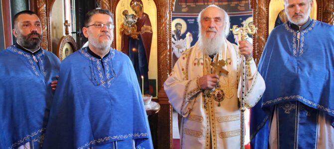 Патријарх српски г. Иринеј на празник Светог Прокопија