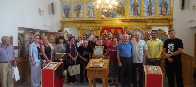 Црквени хор из Косовске Митровице у Пећинцима
