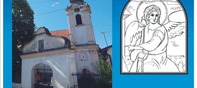 Најава: Прослава храмовне славе, Светог архангела Гаврила у Сусеку