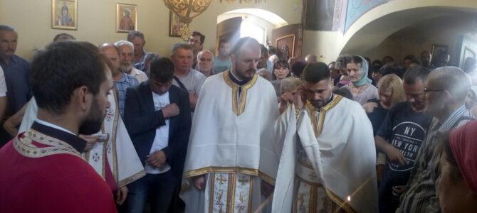Слава Огњене Марије у Бечмену