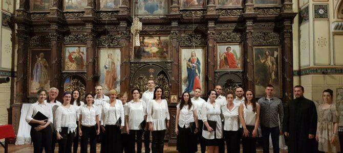 Најава: Хуманитарни концерт хорске музике