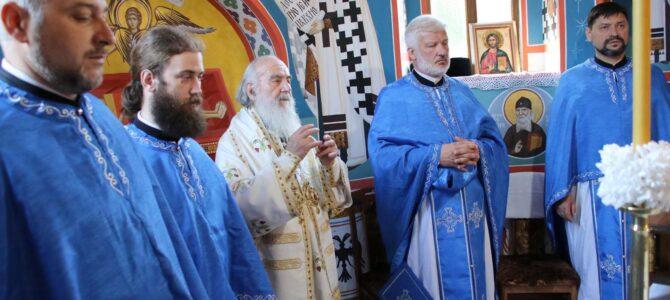Патријарх српски служио у Малом Мокром Лугу
