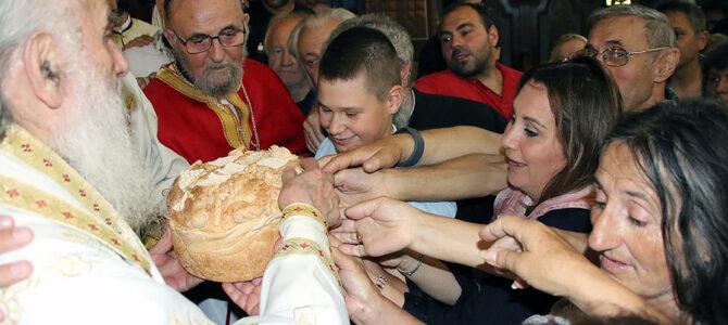 Беседа Патријарха Иринеја на празник Светог архангела Гаврила