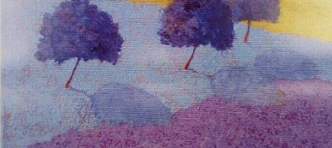 Најава: Изложба слика – боје летњег пејзажа Јана Агарског