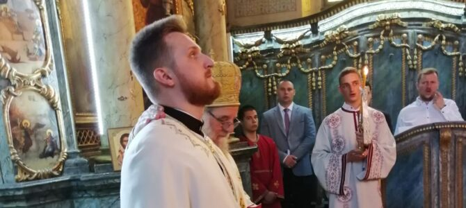 ЗАЈЕДНИЧАРЕЊЕ: Јереј Милош Маријанац, парох у Буђановцима