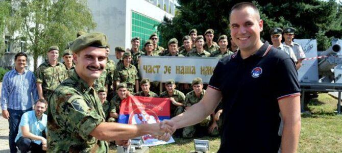 Хуман гест Војске Србије за Србе на Косову и Метохији