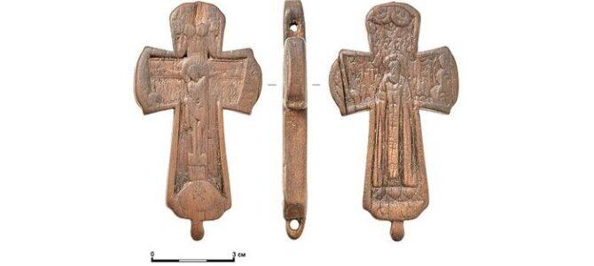 Најстарији крст с ликом Сергија Радоњешког пронађен у центру Москве