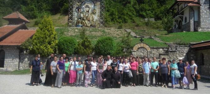 Поклоничко путовање из Архијерејског намесништва пећиначког у манастир Острог