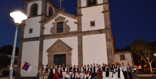 Одличан наступ Румљана на интернационалном фестивалу фолклора у Португалу