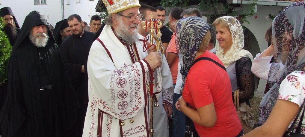 Манастир Крушедол прославио празник Мајке Ангелине