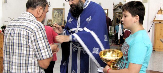 Празник Свете Петке прослављен у Петроварадину