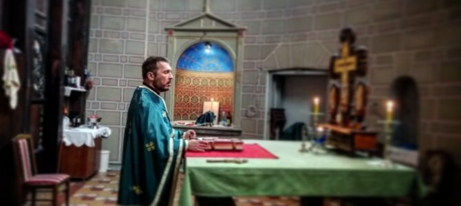 Свети Пантелејмон прослављен у Саборном храму у Руми