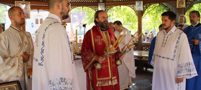 Успење Пресвете Богородице у манастиру Раковици