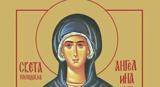 Преподобна Мати Ангелина Српска