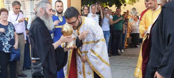 Подсећање: Хитон Господњи у Николајевској цркви у Земуну