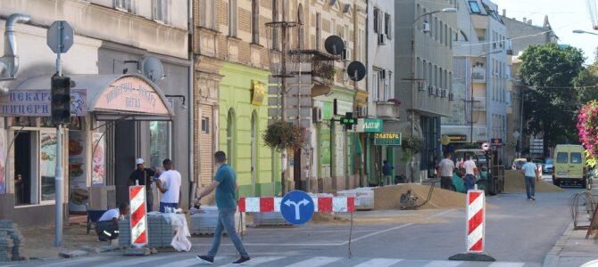 Обавештење: Привремено затварање за саобраћај дела Железничке улице у Руми