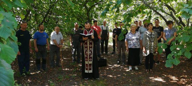Започели припремни радови за изградњу новог храма у Руми
